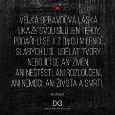 Lásko, ukaž svoji sílu!