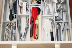 IKEA organized drawer
