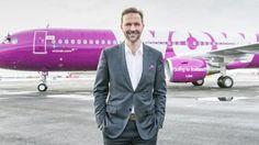 Olha que tudo! A companhia islandesa WOW Air, conhecida pelos baixos preços e pelos aviões coloridos, nomeou sua mais recente aeronave de TF-GAY, em demonstração de apoio à comunidade LGBT. O novo Airbus A330-300 da companhia cobrirá a rota de Reiquiavique, na Islândia, para São Francisco, na Califórnia.