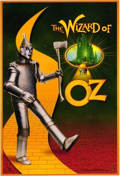 Jack Haley in The Wizard of Oz Wizard Of Oz Movie, Dorothy Wizard Of Oz, Wizard Of Oz 1939, Dorothy Gale, Victor Fleming, Billie Burke, Tin Man, Yellow Brick Road, Judy Garland