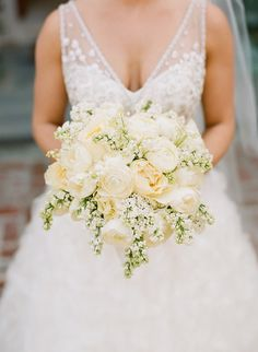 Featured Photographer: Adam Barnes Photography; Wedding bouquet idea.