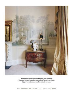 Image detail for - -room-bedroom-decorating-ideas-wall-decor-fresco-mural-faux-painting . Living Room Murals, Living Room Paint, Living Room Bedroom, Bedroom Decor, Wall Decor, Living Rooms, Wall Mural, Bedroom Ideas, Wall Art