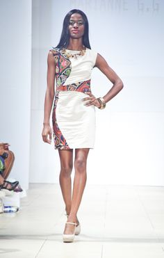 Adiree Special Events : MARIANNE G.G. @Africa Fashion 2012 #egypt #fashion…