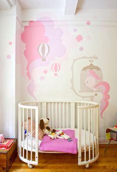 Stokke Sleepi | little girl's room #socialcircus