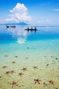 Semporna, Sabah in Borneo