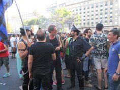 M.O.G. BUENOS AIRES NOV'2014 GAY PARADE BUENOS AIRES NOV'2014