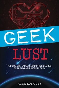 Geek Lust: Pop Culture Gadgets and Other Desires of the Likeable Modern Geek @ niftywarehouse.com #NiftyWarehouse #BigBangTheory #TV #Show #BigBangTheoryShow #BigBangTheoryTVShow #Comedy