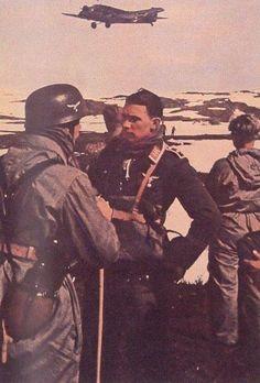 Luftwaffe pilot