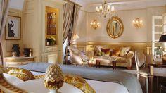 Hôtel Le Meurice sur HotelaParis.com