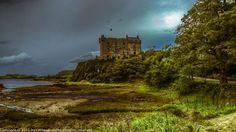Dunvegan Castle. Clan MacLeod.
