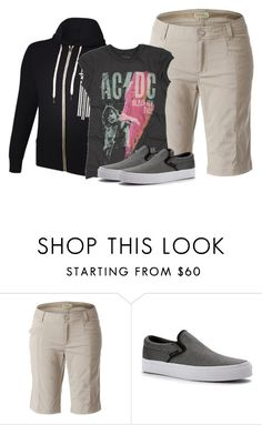 """Chris Manawa"" by inspiredoutfitsfandoms on Polyvore featuring mode, Royal Robbins et Vans"