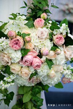 Lee James Floral Designs   Blush by Brandee Gaar   Kristen Weaver Photography
