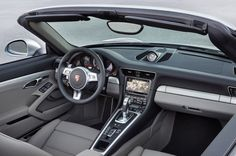 2015 Porsche 911 Turbo S Interior | 2014 Porsche 911 Turbo S Cabriolet Interior