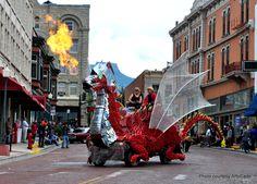ArtoCade in Trinidad, Colorado. Learn more: http://www.heiditown.com/2015/08/21/featured-festival-artocade-2015-trinidad-co/