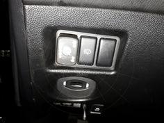 Кнопка переключения топлива бензин-газ (Infiniti EX) Infiniti Ex, Personalized Items
