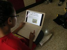 iTeach 1:1: Student Keynote Presentations Using the Voice Recording Feature