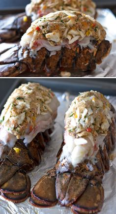 Stuffing-Lobster-Tails