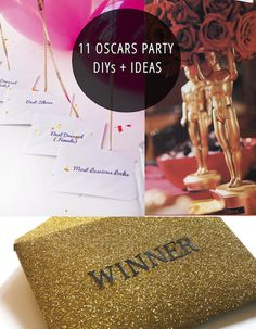 11 Awesome Oscars Party DIYs