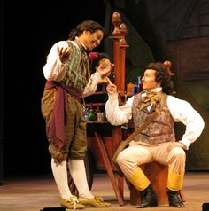 The barber of seville, Opera and The barber on Pinterest