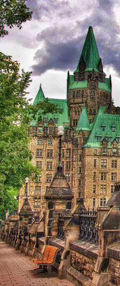 Confederation Building, Ottawa, Ontario, Canada