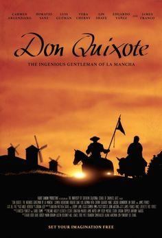 Don Quixote The Ingenious Gentleman (2016)
