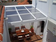 Apartment Patio How To Make flagstone patio doors.Small Patio Rug concrete patio with border. Small Covered Patio, Small Patio, Rooftop Design, Terrace Design, Home Room Design, Home Interior Design, House Design, Garage Design, Patio Roof