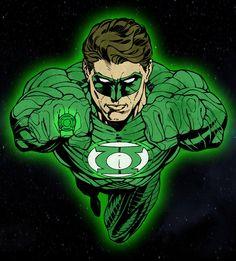 Hal Jordan by jmascia on @DeviantArt