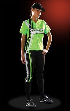 softball+uniforms+girls | Dual Carbs Women's Sublimated Softball Jersey Teamwork ProSphere