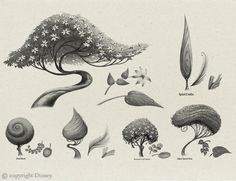 Tinker Bell - Concept Art by Colin Stimpson