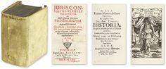 Jurisconsultus Verus et Personatus: Ad Illustrissimum Baronem.. | Johann Ludwig Prasch, J. A. Thou, J. Lassenius
