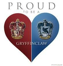 Proud to be a GRYFFINCLAW