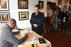 Book signing @ Moody/Jones Gallery in Philly