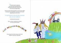 Voorbeelden van enkele bladzijden uit het boek - Regenboogfeest / Prinses Iris en Het Regenboogmuseum  Bestel nu!  http://regenboogfeest.nl/bestel-het-sprookje/