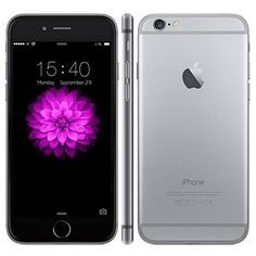 "Original Unlocked  iPhone 6 Mobile Phone 4.7"" IPS IOS Dual Core 8MP Camera 1080P GPS WIFI 16GB/64GB/128GB 4G  Cell Phone"