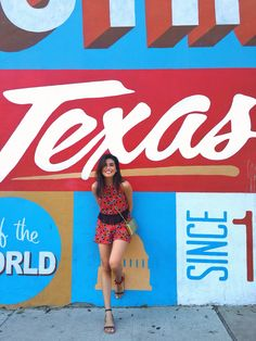 10 things to eat, see and do if you're ever in Austin, Texas!