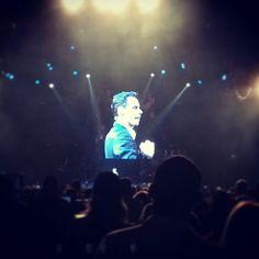Marc Anthony en concierto. ¿Bailamos? :)  Coliseo de Puerto Rico San Juan