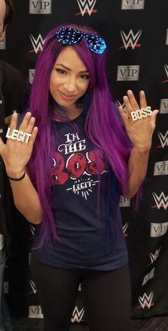 the legit boss Sasha Banks Bikini, Wwe Sasha Banks, Black Wrestlers, Wwe Female Wrestlers, Wrestling Divas, Women's Wrestling, Kana Wrestler, Carmella Wwe, Mercedes Kaestner Varnado