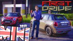2019 New Mini First Drive