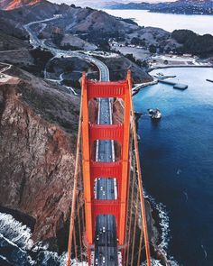 Let's fly over the Golden Gate Bridge by @erwnchow by San Francisco Feelings