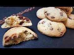 Εύκολα soft cookies!! - YouTube Greek Recipes, Muffin, Cookies, Breakfast, Desserts, Food, Youtube, Crack Crackers, Morning Coffee