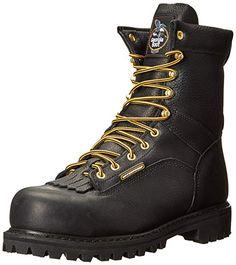 ad159fcd792312 Georgia Men s GBOT078 Mid Calf Boot Review Men Fashion