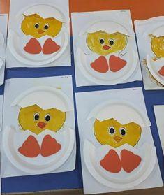 Daycare Crafts, Classroom Crafts, Toddler Crafts, Preschool Crafts, Easter Arts And Crafts, Spring Crafts, Holiday Crafts, Easter Activities, Craft Activities For Kids