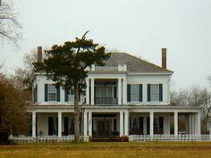 Circa 1858, Cedar Grove, Alabama. Beginning as a log cabin in 1830.