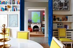 loveisspeed.......: A LONDON TOWNHOUSE REVITALIZED Sisley cosmetics executive Christine d'Ornano infuses her comfortable family home with French flair...