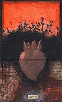 A Chroí Ró-Naofa Íosa, déan trócaire orm. Áiméan Most Sacred Heart of Jesus, have mercy on me. Amen