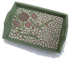 Mosaicos con cáscaras de huevo