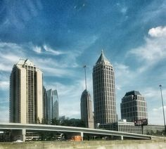Atlanta Cityscapes #SimplyDenise