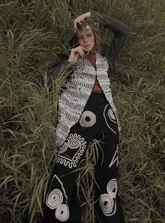 Wildflowers (Crash Magazine) Crash Magazine, Soft Fabrics, Wild Flowers, Fashion, Moda, Fashion Styles, Wildflowers, Fashion Illustrations