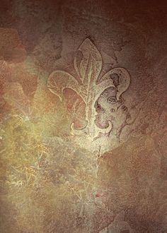 Old World Textured Wall With 3 D Effect (Detail) Faux Finishes For Walls, Faux Walls, Plaster Walls, Textured Walls, Wall Finishes, Stain Techniques, Painting Techniques, Tuscan Design, Tuscan Style