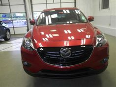 2013 Mazda CX-9 GrandTouring AWD Grand Touring 4dr SUV SUV 4 Doors Red for sale in Indianapolis, IN Source: http://www.usedcarsgroup.com/new-mazda-for-sale